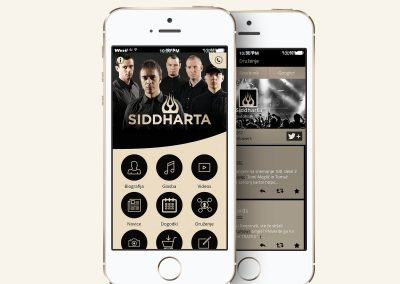 Siddharta app