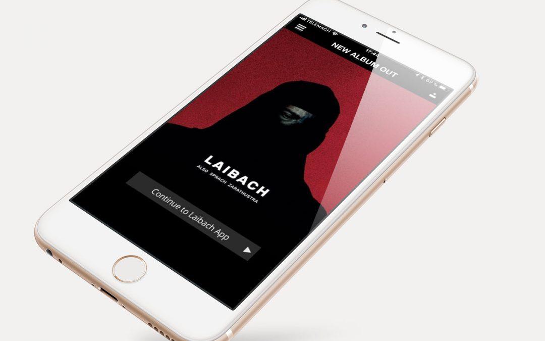 FINANCE – Laibach odslej tudi na vašem pametnem telefonu